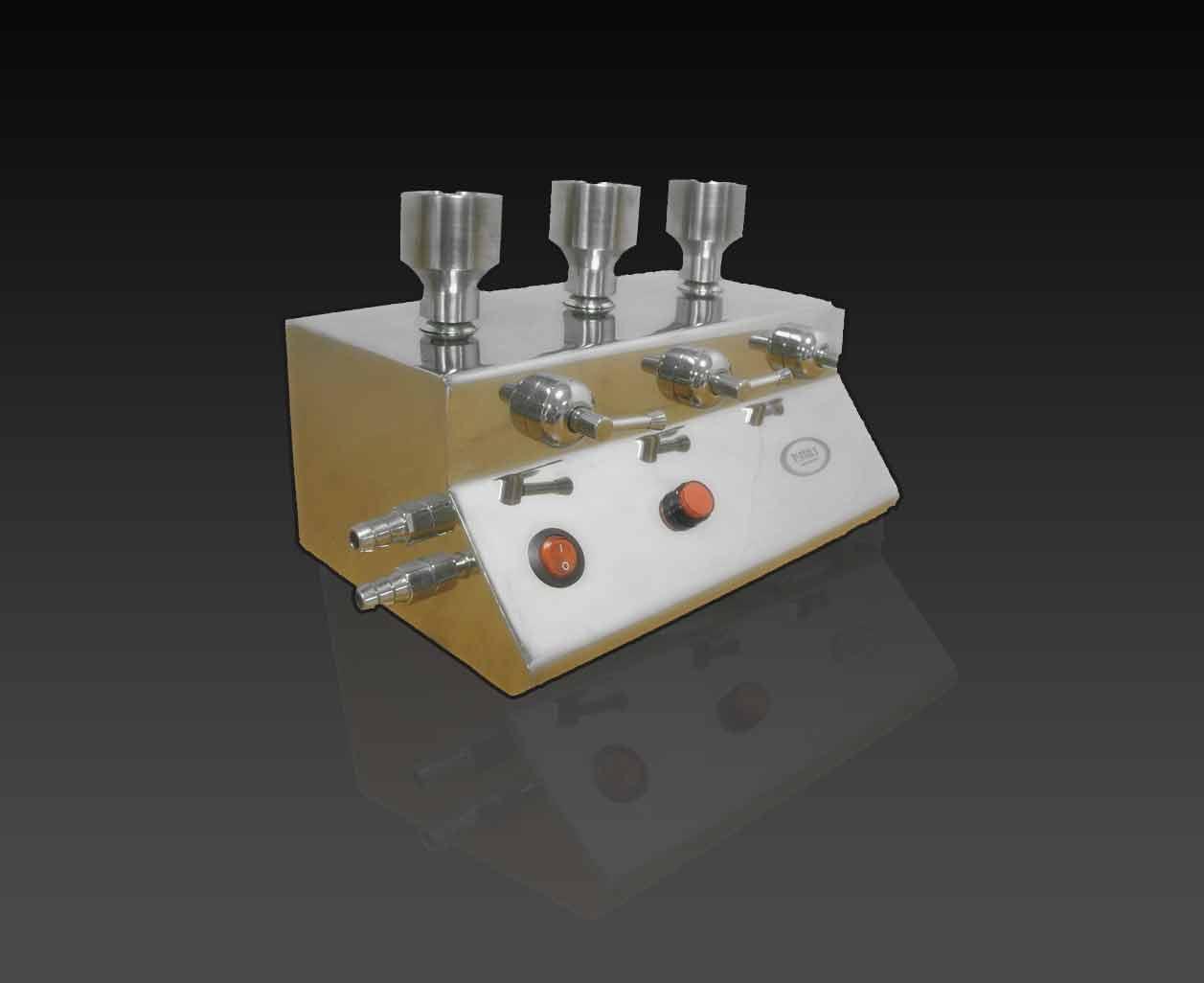Vacuum Filtration Manifold - Vacuum Filtration Manifold
